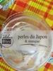 Perle du Japon et Mangue - Product