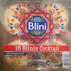 16 Blinis Cocktail - Product