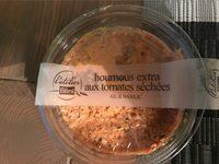 Houmous extra aux tomates sechees - Produit