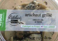 Artichaut grillé - Product - fr