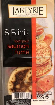 8 Blinis - Product