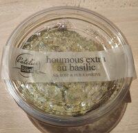 Houmous extra au basilic - Product - fr