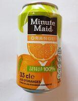 Minute maid orange - Produit - fr