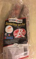 Lacaunause saucisse sèche Label Rouge - Product