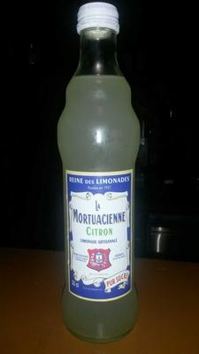 Limonade citron - Product