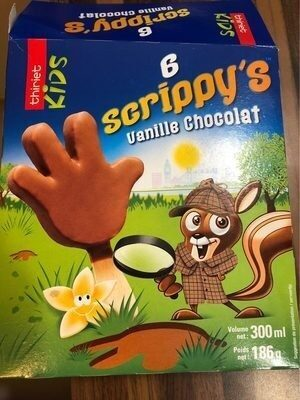 Scrippy's - Produit - fr