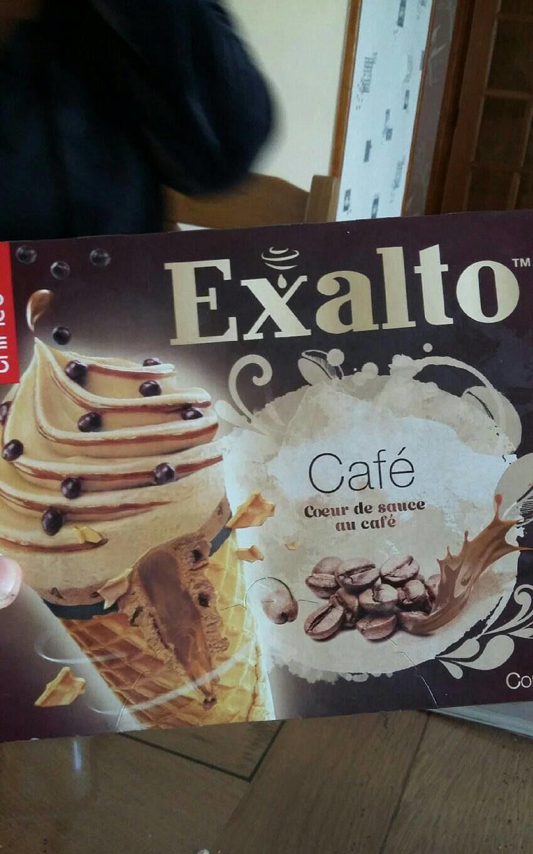 Cône Vanille Café - Product
