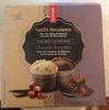 Crèmes Glacées à la Crème Fraîche Vanille Macadamia et Chocolat Brownies - Produit