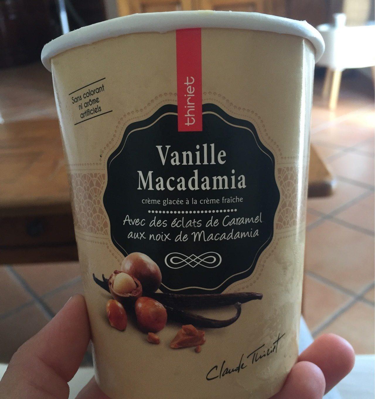 Vanille Macadamia - Product