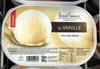 crème glacée saveur vanille - Product