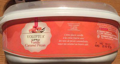 Volupta Vanille Caramel Pécan - Produit