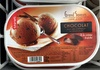 sorbet chocolat avec des copeaux de chocolat - Product