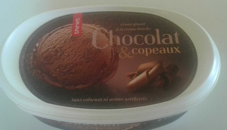 Crème glacée chocolat - Producto