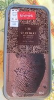Glace chocolat acec copeaux de chocolat - Produit - fr