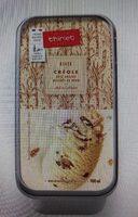 Glace créole avec raisins macérés au rhum - Produit - fr