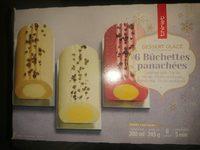 Buchettes panachées - Produit - fr