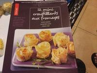 12 mini croustillants aux fromages - Product - fr