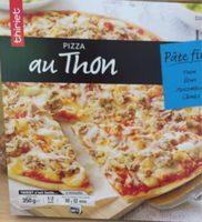 Pizza au thon - Pâte fine - Produit - fr