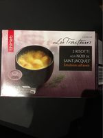 Risotti aux noix de saint-jacques - Product