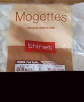 Mogettes - Ingrédients - fr