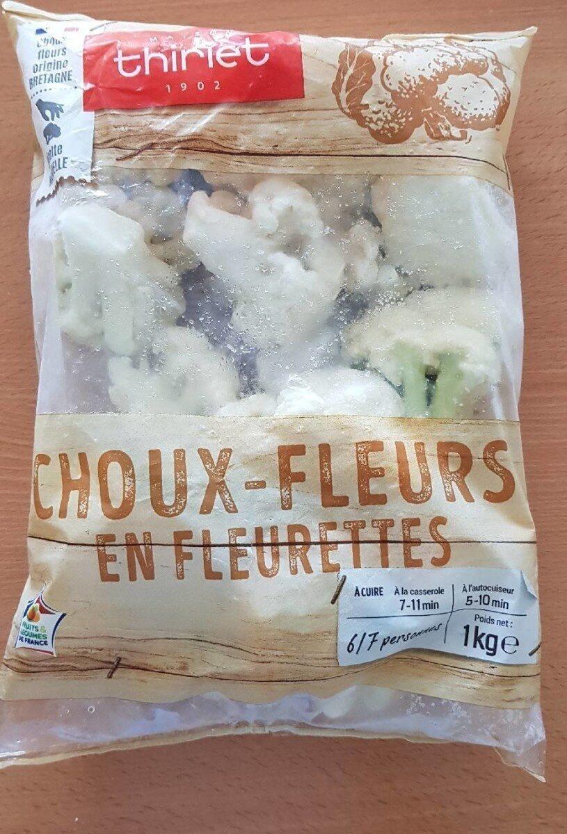 Choux-fleurs en fleurettes - Prodotto - fr
