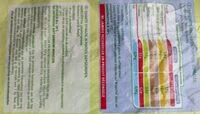 Épinards (Hachés ou de Feuilles, Congelés) - Nutrition facts - fr