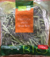 Haricots verts très fins biologiques - Product - fr
