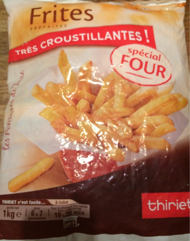 Frites au four - Produit - fr