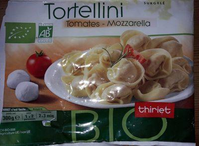 Tortelinin Tomates - Mozzarella - Product