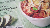 Gratin d'aubergines - Product - fr
