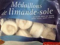 Médaillon de limande-sole - Produit