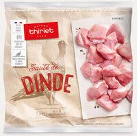 Sauté de dinde - Prodotto - fr