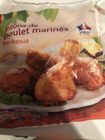 Pilons de poulet marinés - Produit - fr