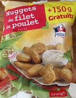 Nuggets de filet de poulet - Produkt - fr