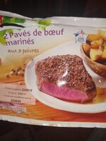 Pavé boeuf mariné - Product