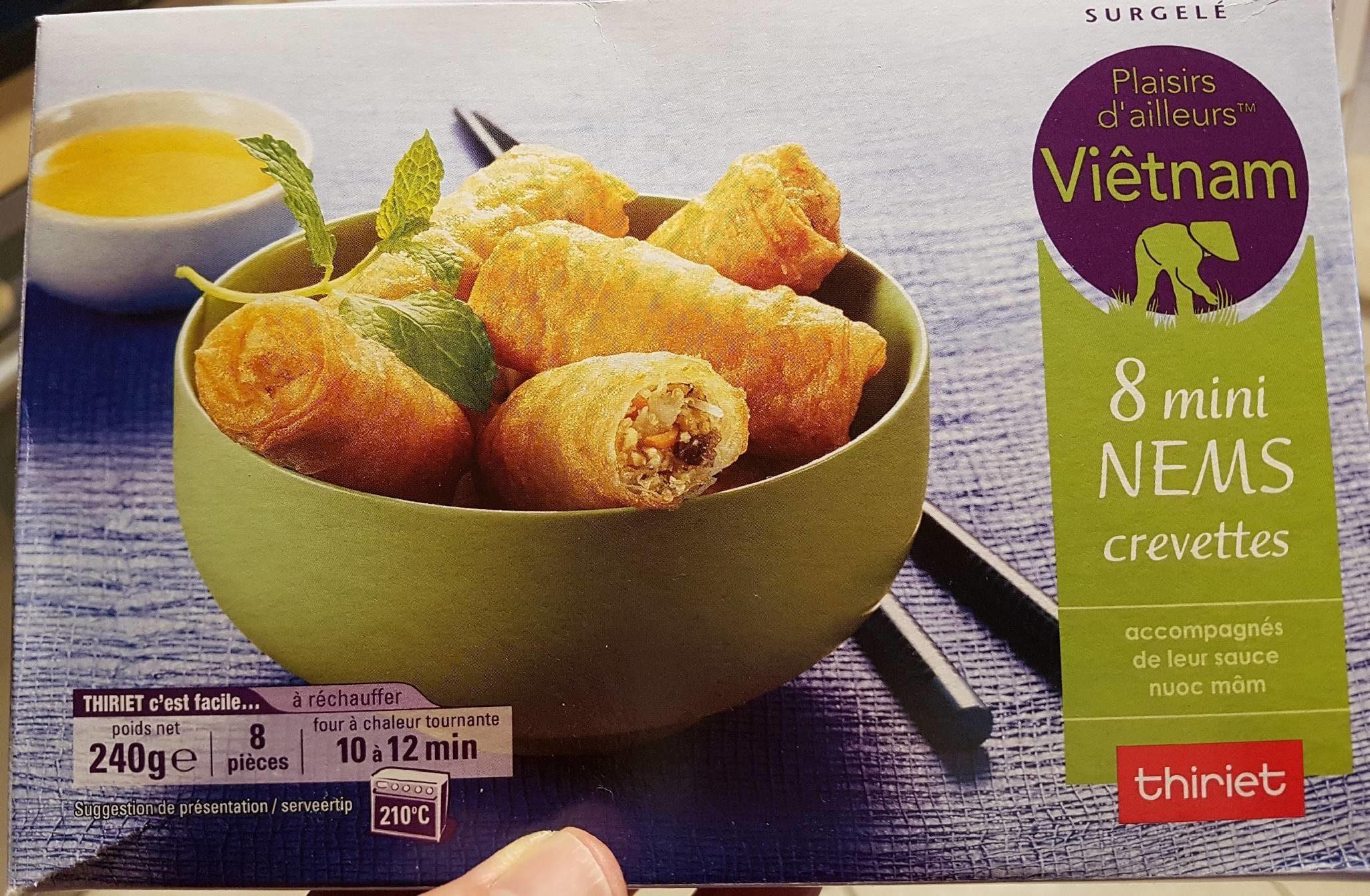 Nems crevettes - Product