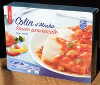 Colin d'Alaska Sauce provencale - Produit - fr