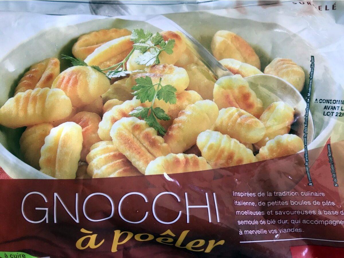Gnocchi a poeler - Product - fr