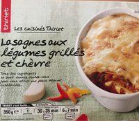 Lasagnes aux Légumes Grillés et Chèvre - Product - fr