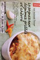 Lasagnes aux Légumes Grillés et Chèvre - Voedingswaarden - fr