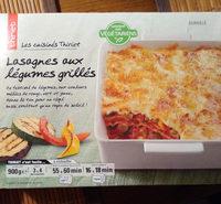 Lasagnes aux légumes grillés - Produit - fr