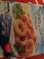 Beignets de calamars à la romaine - Product - fr