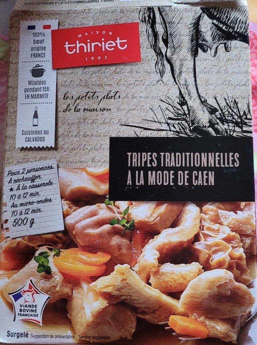 Tripes traditionnelles à la mode de Caen - Product - fr