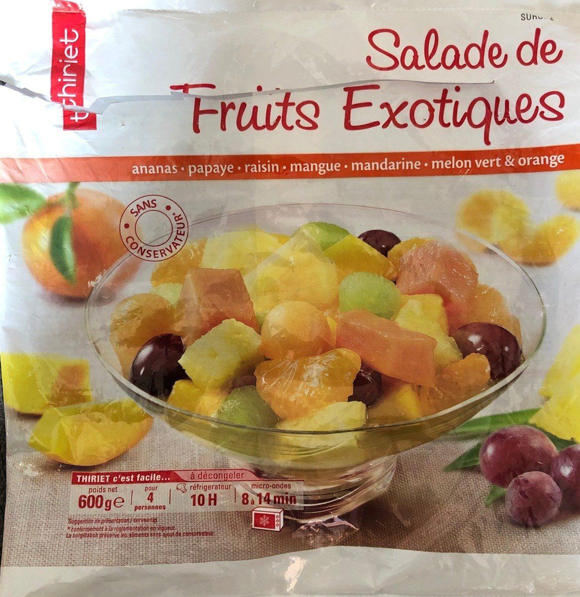 Salade de Fruits Exotiques - Produit