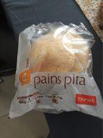 Pain Pita - Product - fr