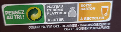 Opera - Instruction de recyclage et/ou informations d'emballage - fr