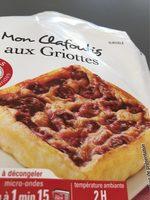 Mon Clafoutis aux Griottes - Produit - fr
