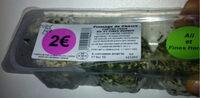 Fromage de chèvre frais Ail & Fines herbes - Produit - fr
