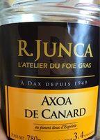 Axoa de canard au piment doux d'Espelette - Product