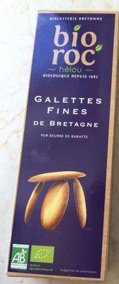Galettes Fines de Bretagne - Produit - fr